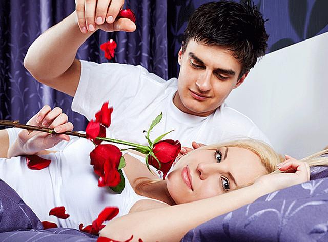 Секс без ухаживаний романтики